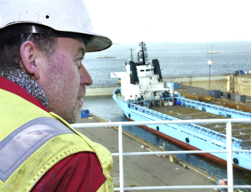 profile photo of a vessel crewmember